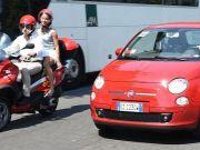 Enjoy scooter sharing abandons Rome