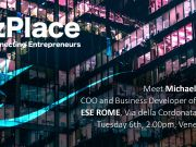 Guest speaker at ESE Rome: A new business social network