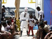 Italy shelters unaccompanied foreign minors