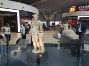 Archaeology at Rome's Fiumicino airport