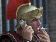 """Centurions"" banned in Rome"