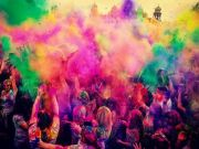 Color Dance Festival in Rome