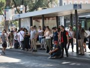 Rome reduces public transport services in August