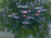 Monet exhibition in Rome