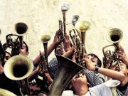 Balkan Rave at Rome's Ex Dogana