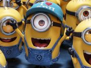 Despicable Me 3 showing in Rome cinemas