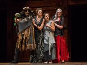 Much Ado About Nothing at Globe Theatre