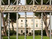 Irish Club of Rome holds AGM