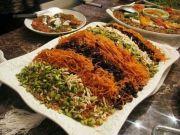 Afghan fundraising dinner at JNRC