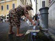 Rome water pressure reduction plan put on standby