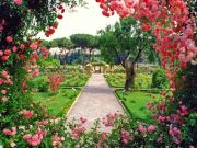 Rome's rose garden opens in October