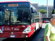 Rome public transport strike reduced on 29 September