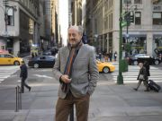 Former US Poet Laureate Billy Collins reads in Rome