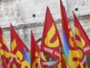 General strike in Rome on 27 October