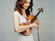 Alina Pogostkina debuts at Accademia Santa Cecilia