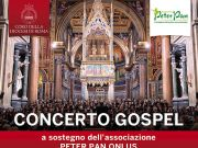 Gospel concert for Rome's Peter Pan Onlus