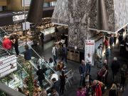 Mercato Centrale first anniversary party in Rome