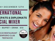 Rome Expats & Diplomats International Social Mixer