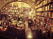 English language bookshops in Rome