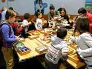 Christmas workshops for kids at Rome's Explora Museum