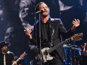 Pearl Jam concert in Rome