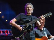 Roger Waters concert in Rome's Circus Maximus