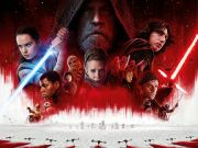 Star Wars: The Last Jedi showing in Rome cinemas
