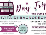 "10 Feb - Rome Expats: Day Trip to Civita Di Bagnoregio ""The Dying Town"""