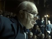 Darkest Hour showing in Rome cinemas