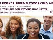 6 Mar - Rome Expats Speed Networking Aperitif (Testaccio)