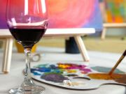 Rome's Paint and Sip Night!