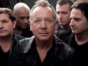 Simple Minds concert in Rome on 3 July