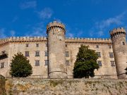 Visiting Odescalchi Castle in Bracciano