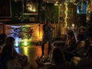 Rome's Comedy Club's double whammy show