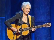 Joan Baez concert at Baths of Caracalla in Rome