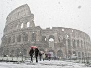 Rome schools close over snow alert