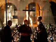 Easter 2018: Rome church services in English