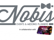 10% discount on Nobis Event Planning service