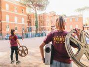 Rome summer film festival stays in Trastevere