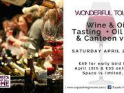 21 April - Rome Expats: Wonderful Tour in Umbria | Wine & Oil Tasting