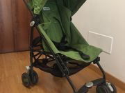 Great city stroller: Peg Perego Pliko Mini