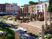 Bulgari to restore Rome's Largo Argentina site