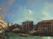 Canaletto exhibition in Rome