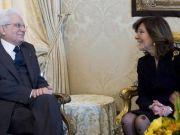Italian senate speaker Casellati to explore government possibilities