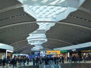 Rome's Fiumicino ninth best airport in world