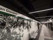 """Rome's Metro C station at S. Giovanni to open """"soon"""""""