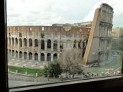2-BEDROOM LUXURY FLAT FACING COLOSSEUM! - AVAILABLE.