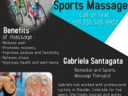 Sports Massage/Chinese Fire Cupping