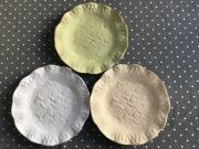 Set of Vietri dishes - made in tuscany