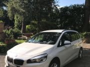BMW GRAN TOURER 216d, 2015. 42,500 kms. CD plates.